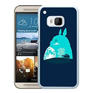 Fashionable and Durable Case My Neighbor Totoro 1 HTC ONE M9 Case in White