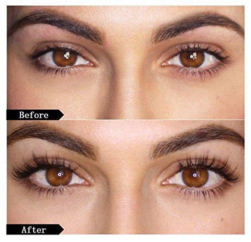 187 Professional 3d Reusable Dual Magnetic Fake Eyelashes 2