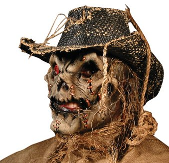 Jeepers Creepers Costume (Spirit Scarecrow Makeup Effects Kit)