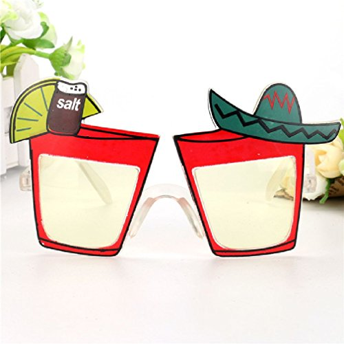 Lemon Juice Cocktail Wine Mexican Style Party Glasses Holiday Beaches -