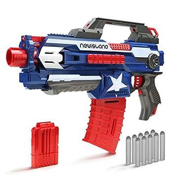 Amazon.com: Nerf N-Strike Elite Firestrike: Toys & Games
