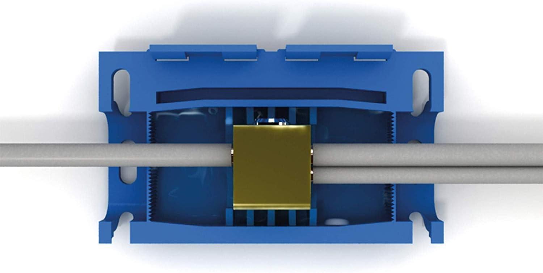 Etelec Giunto Isolamento Gel Connessione Linea Cavi Multipolari da 1,5 a 2,5 mm2 SH0325