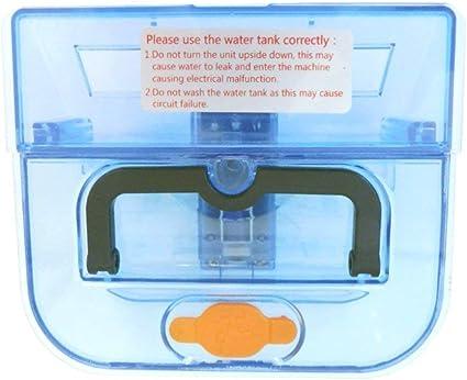 Depósito de agua de repuesto para aspiradora robótica Deik MT820: Amazon.es: Salud y cuidado personal