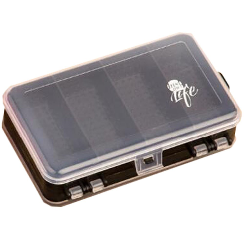 Kylin Express Portable Travel First-Aid Kit Medicine Storage Box Pill Sorter Container Black