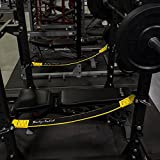 GymBasis Body-Solid SPRSS Premium Safeties (pair) for Power Rack SPR1000
