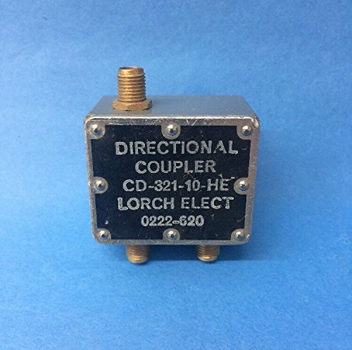 Lorch Microwave Inc. Directional Coupler CD-321-10-HE