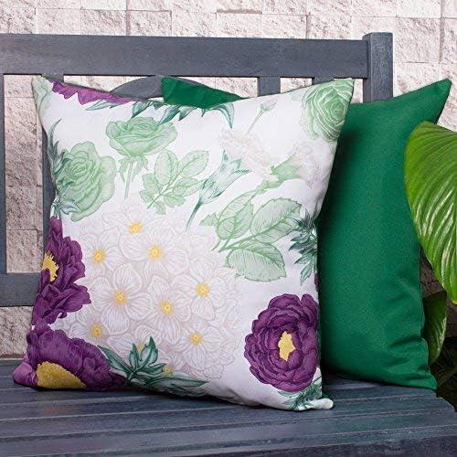 43cm Coussins de d/écoration Bean Bag Bazaar Coussin d/'ext/érieur Coussins d/'int/érieur et d/'ext/érieur Gris, 1 R/ésistant /à l/'Eau