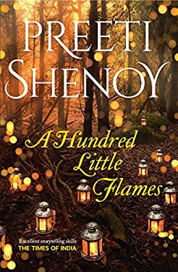 A Hundred Little Flames Preeti Shenoy Book Review, Buy Online