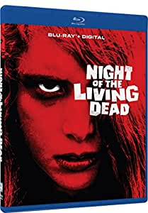 Night of the Living Dead - 50th Anniversary - BD + Digital [Blu-ray]