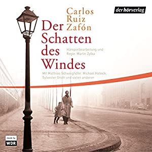 Der Schatten des Windes Performance