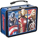 Vandor 26570 Marvel Avengers Age of Ultron Tin Tote, Large, Multicolored