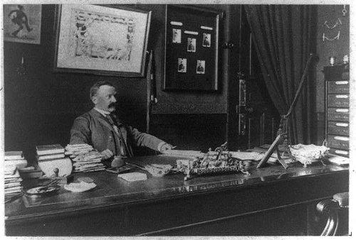 HistoricalFindings Photo: Goron,Director of the Surete,Paris,1895