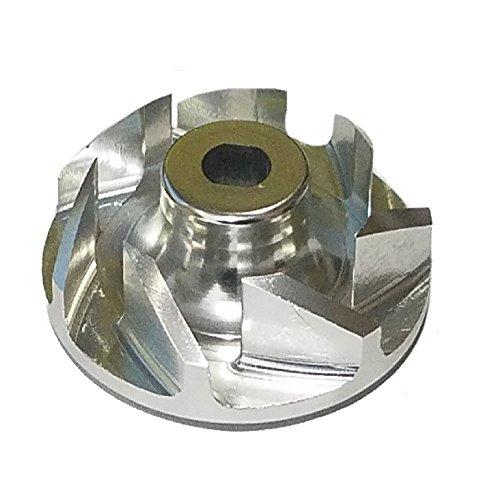 Billet Aluminum Water Impeller Fits 2002-2014 Polaris Sportsman 600 700 800 For Water - Impeller Aluminum