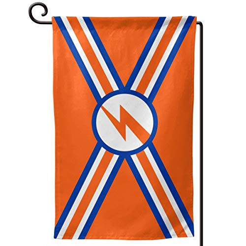 HappyLifea South African National Union 12.518 Inch Garden Flag Waterproof Double Sided Yard Outdoor Decorative -