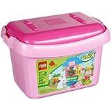 LEGO Bricks and More DUPLO Pink Brick Box 4623