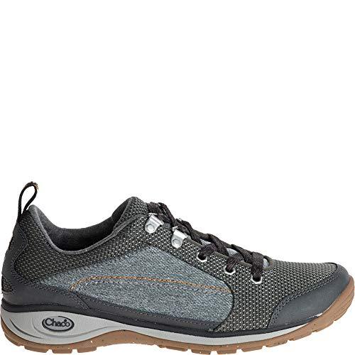 Chaco Women's KANARRA-W Hiking Shoe, Black, 8.5 M US