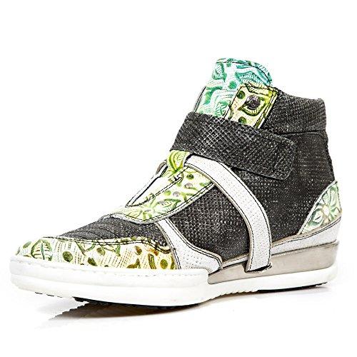 cheap online New Rock Men's Hybrid Leather Multicolor Shoe M.HY032-S14 Multicolour official site PLqeAedASI