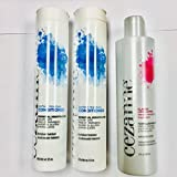 Cezanne Classic Smoothing Treatment 10 oz.+ Shampoo + Conditioner 8.5 oz
