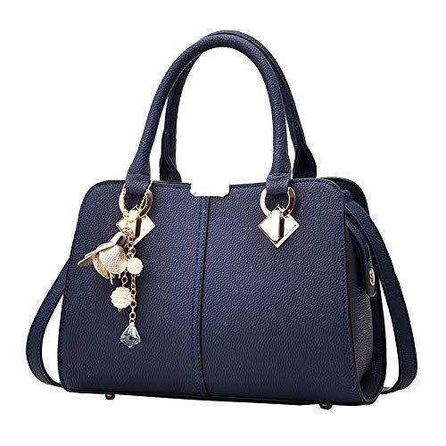 Blue Di Da Confezione Li Forma Borsa A Monospalla Miss Diagonale Donna qSU7v6w