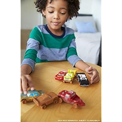 Disney Pixar Cars 3 Crazy 8 Crashers Broadside Vehicle, 1:55 Scale: Toys & Games