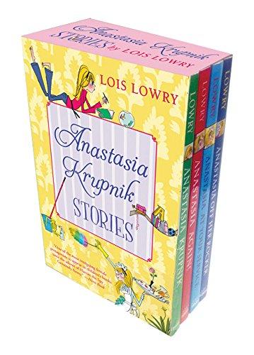 Anastasia Krupnik Stories (boxed set) (An Anastasia Krupnik story) (Lois Lowry Box Set)