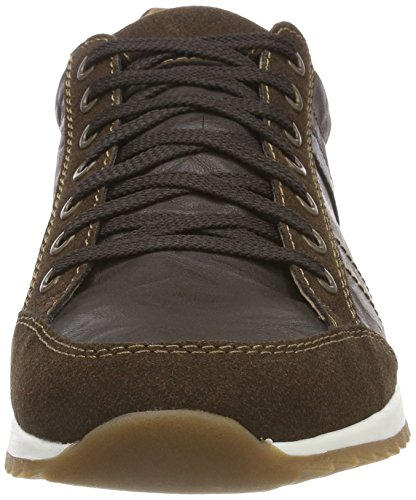 26 Royal Marron Kakao Moro Homme Sneakers Basses 19330 Rieker 8FHPgg