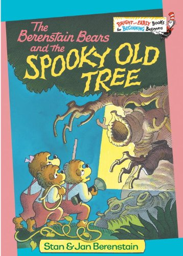 The Berenstain Bears and the Spooky Old Tree (Bright & Early Books(R)) for $<!---->