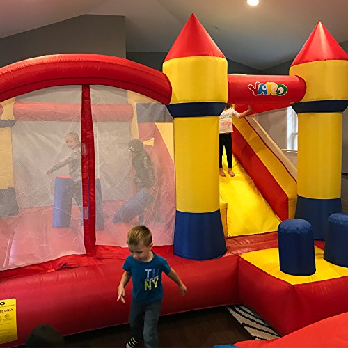 Review YARD Bounce House with