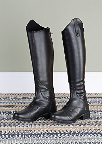 Shires Moretta Marcia Adults Riding Boots - Black r4UIlGh