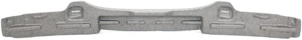 Bumper Absorber compatible with Kia Spectra 09-09 Front Impact Plastic
