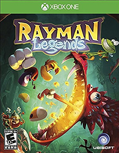 (Rayman Legends Xbox One Standard Edition)
