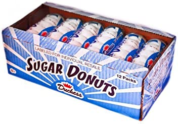 Duchess Mini Sugar Donuts - 12/3 oz. by Sams Club