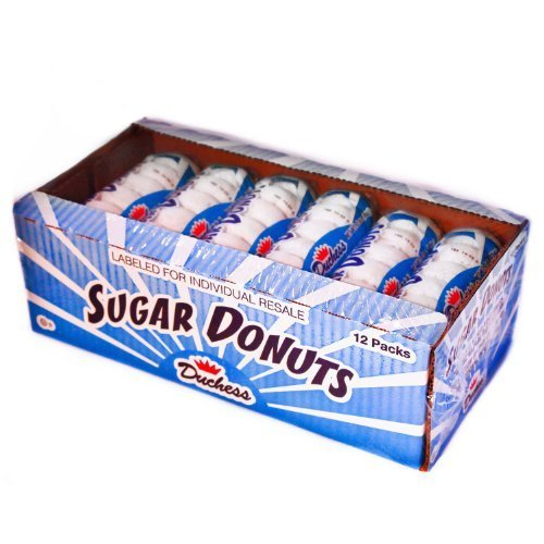 Duchess Mini Sugar Donuts - 12/3 oz. by Sam's ()