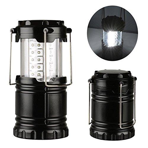Alek...Shop 30 LED Ultra Bright Portable Collapsible Lantern Tent Light Lamp Hiking Camping (Morgan Hanging Lantern)