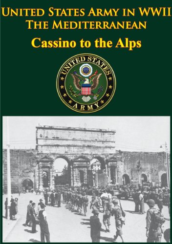 United States Army in WWII - the Mediterranean - Cassino (Us Army Wwii)