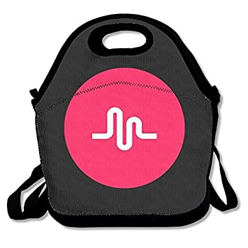 cf97ff4019 Special Red Musically Music Lunch Box Bag For Kids And Adult