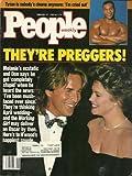 Don Johnson and Melanie Griffith, Mike Tyson, Danny Bonaduce, Paulina Porizkova - February 27, 1989 People Weekly Magazine