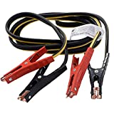 zeta jump starter - Commart 12FT 6 Gague Booster Cable Jumping Cables Power Jumper Start Cars Heavy Duty Shipping From USA