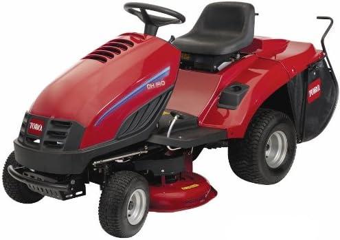 TORO DH140 Tractor de jardín Trasero – Libre Multiherramienta de ...