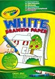 Crayola A4 White Drawing Paper (60 Sheets)