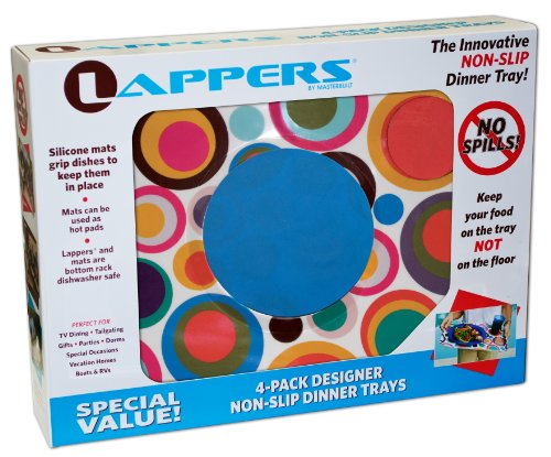 Lapper Circular Patterns Non Slip Package product image