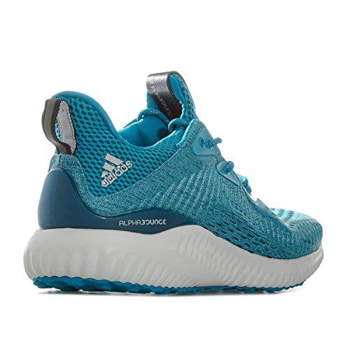 Chaussures Homme Alphabounce Bleu de adidas M Em Running HtvYqzP