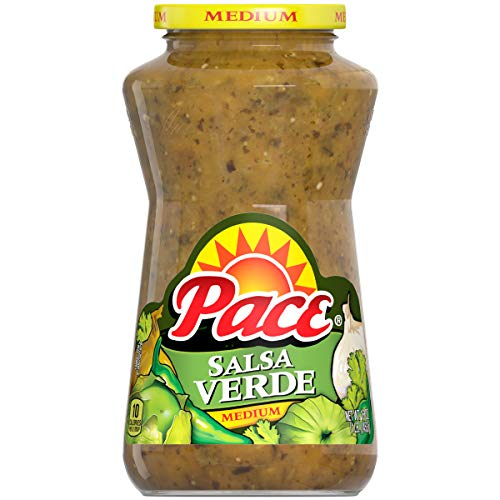 Pace Salsa Verde, 16 oz. (Pack of 6)