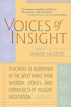 Voices of Insight by [Salzberg, Sharon]