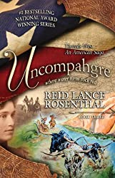 Uncompahgre--where water turns rock red (Threads West, An American Saga Book 3)