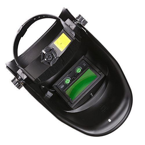 Coocheer Solar Arc Tig Mig Auto-Darkening Welding Helmet/Hood MIG TIG ARC Professional Mask by Coocheer (Image #2)