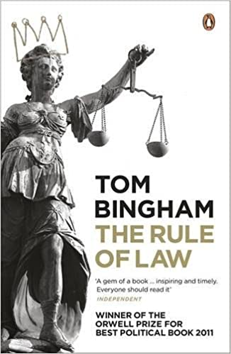 amazon the rule of law tom bingham international law