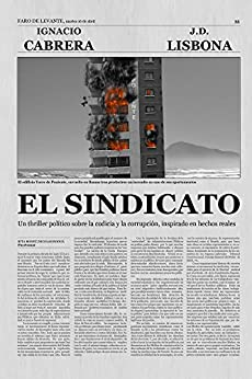 El sindicato (Spanish Edition) by [Cabrera, Ignacio, Lisbona, J.D.]