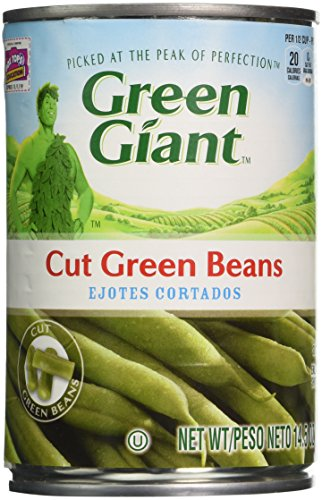 Green Giant Cut Green Beans, 12 Count