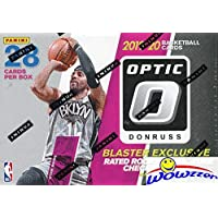 $69 » 2019/20 Panini Donruss OPTIC NBA Basketball EXCLUSIVE Factory Sealed Retail Box with (7) INSERTS or PARALLELS! Look for Rookies &…